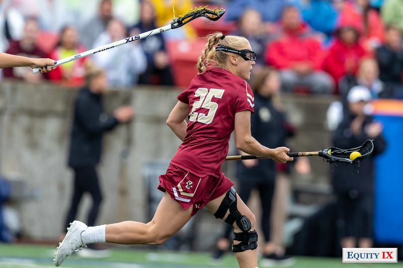 Taylor Walker-Boston College - 2018 NCAA Women's Lacrosse Championship