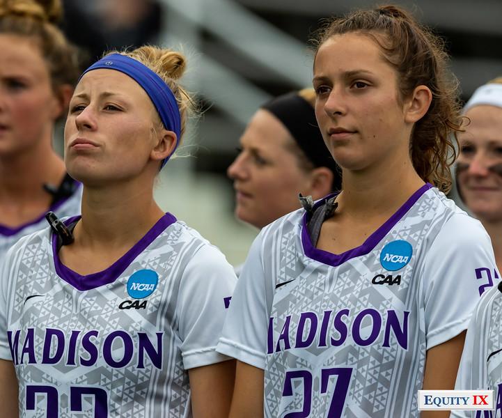 JMU - 2018 NCAA Women's Lacrosse Champions