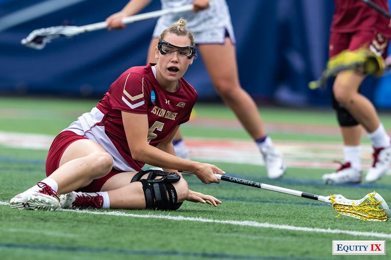 Injury - 2018 NCAA Women's Lacrosse Championship - JMU vs BC