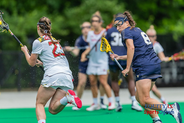 2018 NCAA Women's Lacrosse Quarter Finals - Maryland vs Navy (May 19, 2018)