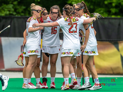 2108 NCAA Women's Lacrosse Quarter Finals - Maryland (17) vs Navy (15) - May 19, 2018