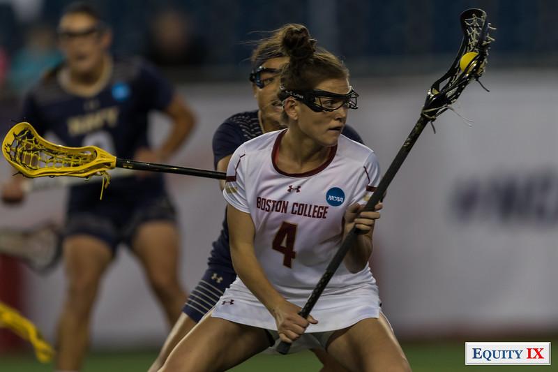 Kenzie Kent - Boston College - 2017 NCAA Women's Lacrosse - Final Four