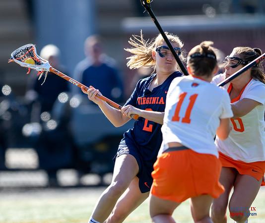 UVA vs Princeton