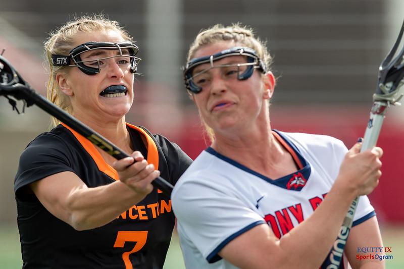 Stony Brook (18) vs Princeton (12)