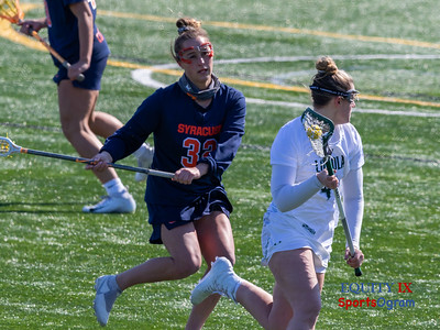 Syracuse (18) vs Loyola (6) - Women's Lacrosse - Feb. 20, 2021