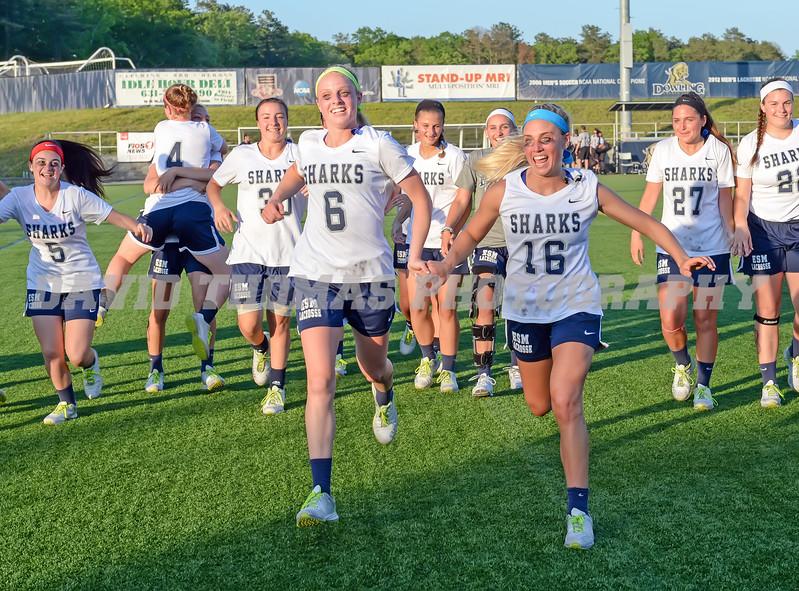 Eastport South Manor vs West Babylon Girls Lacrosse Suffolk County Championship 2016