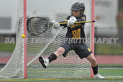 Moorestown vs Garden City Girls High School Lacrosse Gains for Brains