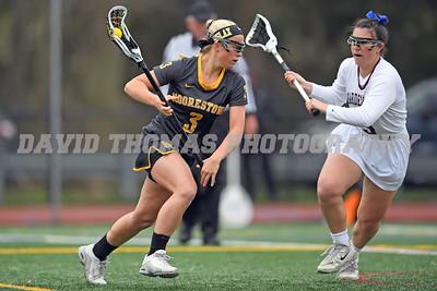 Moorestown vs Garden City Girls High School Lacrosse Gains for Brains