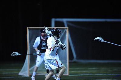 Georgia Ties  Pittsburgh 6-6 Mens Lacrosse2012