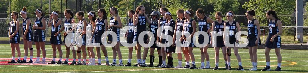 Girls Lacrosse: Potomac Falls 14, Stone Bridge 12, on May 19, 2016 By: Michael Pittinger