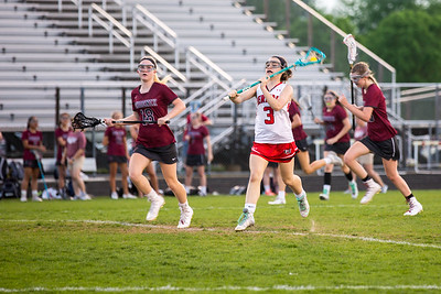 Girls Lacrosse: Rock Ridge 16, Heritage 13 by Tim Gregory on April 28, 2017