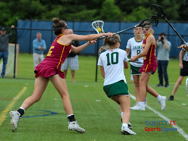 Bishop Ireton vs SSSAS