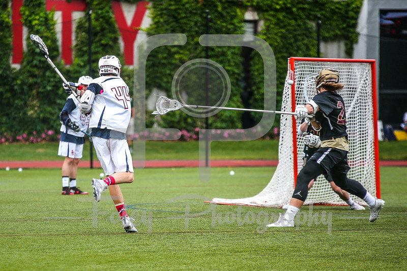 6/17/17, Nickerson Field Boston, MA: during Lincoln-Sudbury's 8-7 victory over BC High.