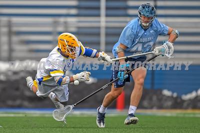 Hofstra vs UNC Men's Lacrosse
