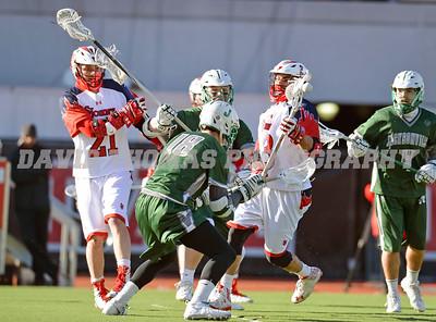 Jacksonville vs St John's Men's Lacrosse