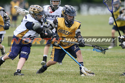 (6th Grade Boys) Shoreham Wading River vs. Viper Lacrosse (LP5)