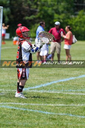 (3rd Grade Boys) Garden City Grey vs. Blaze Lacrosse