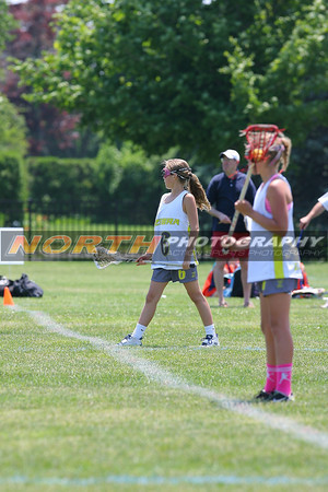 (6th Grade Girls) Manhasset Blue vs. Zebra Lax PF