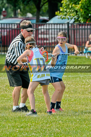 (6th Grade Girls) Wave LAX vs. Zebra LAX MW