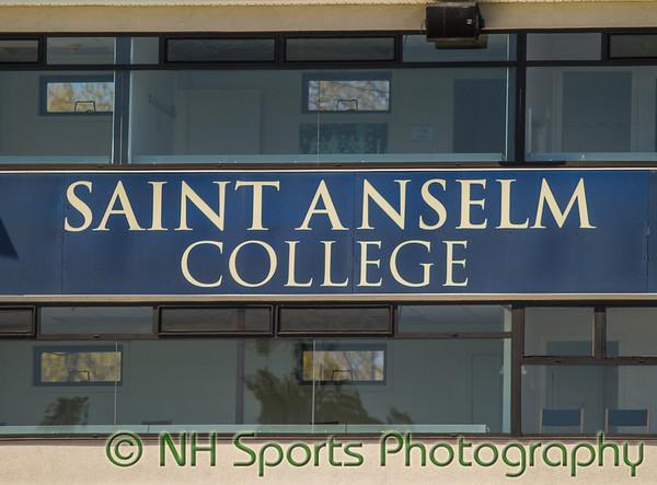 St Anselm vs Le Moyne 4-28