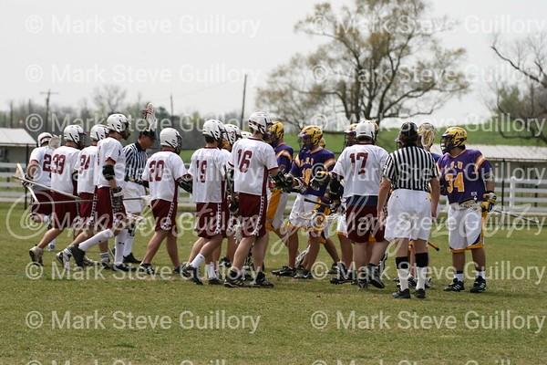 Lacrosse - LSU v Alabama 2007