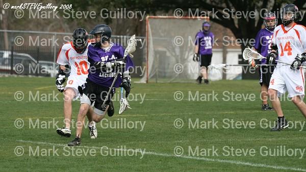 Lacrosse - SHSU v SFA 2008
