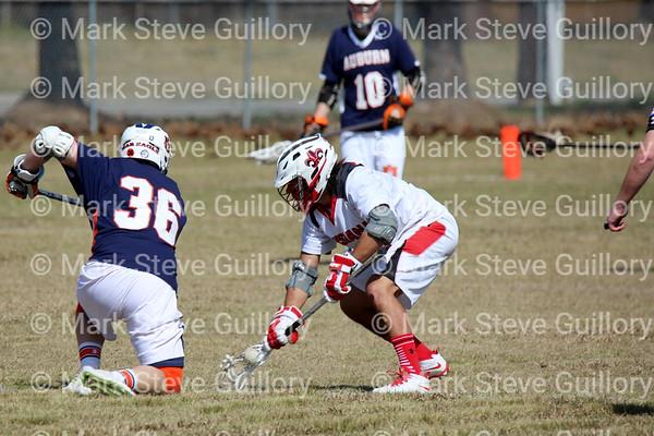 Lacrosse - ULL v Auburn 2015