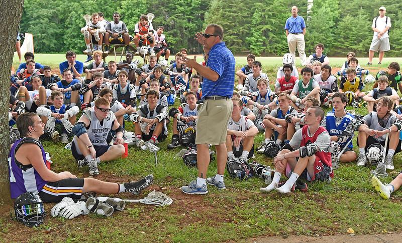 Lacrosse Camp