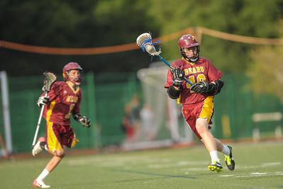 MA Junior Varsity Men  Lacrosse vs. Sacred Heart 2013-04-10