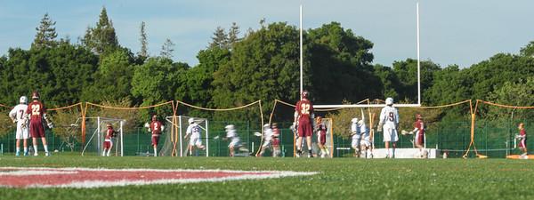 MA Varsity Men  Lacrosse vs. Sacred Heart 2013-04-10