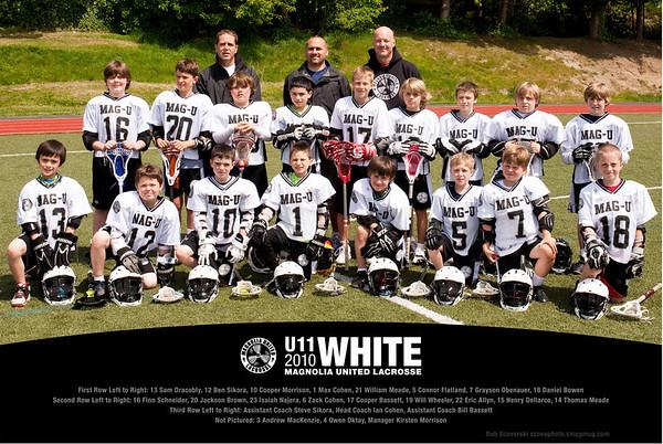 Magnolia United 2010 Team Photos