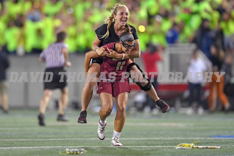 Maryland vs Boston College NCAA Women's Lacrosse DI Semifinal 2018