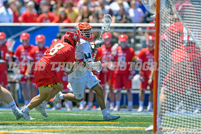 Epic win as Virginia comes from a 5 goal deficit in the 4th quarter to force an overtime and earns a spot in the semifinals by defeating Maryland 13-12.
