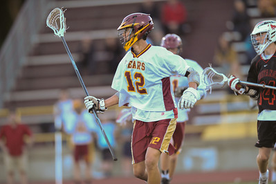 Menlo-Atherton High School Boys Junior Varsity  Lacrosse vs. Monte Vista Mustang, March 11, 2014