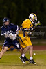 Mt Tabor Spartans vs E Forsyth Eagles Men's Varsity LAX<br /> Tuesday, April 19, 2011 at Mt Tabor High School<br /> Winston-Salem, North Carolina<br /> (file 210845_BV0H9281_1D4)