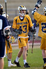 Mt Tabor Spartans vs E Forsyth Eagles Men's Varsity LAX<br /> Tuesday, April 19, 2011 at Mt Tabor High School<br /> Winston-Salem, North Carolina<br /> (file 193920_BV0H8689_1D4)