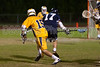 Mt Tabor Spartans vs E Forsyth Eagles Men's Varsity LAX<br /> Tuesday, April 19, 2011 at Mt Tabor High School<br /> Winston-Salem, North Carolina<br /> (file 210859_803Q0145_1D3)