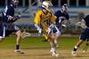 Mt Tabor Spartans vs E Forsyth Eagles Men's Varsity LAX<br /> Tuesday, April 19, 2011 at Mt Tabor High School<br /> Winston-Salem, North Carolina<br /> (file 210713_BV0H9273_1D4)
