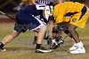 Mt Tabor Spartans vs E Forsyth Eagles Men's Varsity LAX<br /> Tuesday, April 19, 2011 at Mt Tabor High School<br /> Winston-Salem, North Carolina<br /> (file 210552_BV0H9259_1D4)