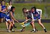 Mt Tabor Spartans vs Glenn Bobcats Women's Varsity LAX<br /> Friday, April 13, 2012 at Mt Tabor High School<br /> Winston-Salem, North Carolina<br /> (file 164604_BV0H5024_1D4)