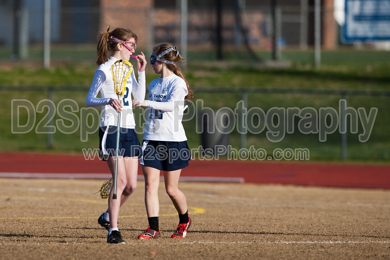 Mt Tabor Spartans vs RJR Demons Womens Varsity LAX<br /> Tuesday, March 23, 2010 at Mt Tabor High School<br /> Winston-Salem, North Carolina<br /> (file 165601_803Q2976_1D3)