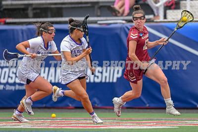 Boston College vs JMU NCAA Women's DI Championship
