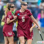 Tess Chandler - Kaileen Hart - Boston College - 2018 NCAA Women's Lacrosse Championship