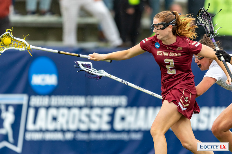 Sam Apuzzo - Boston College - 2018 NCAA Women's Lacrosse Championship