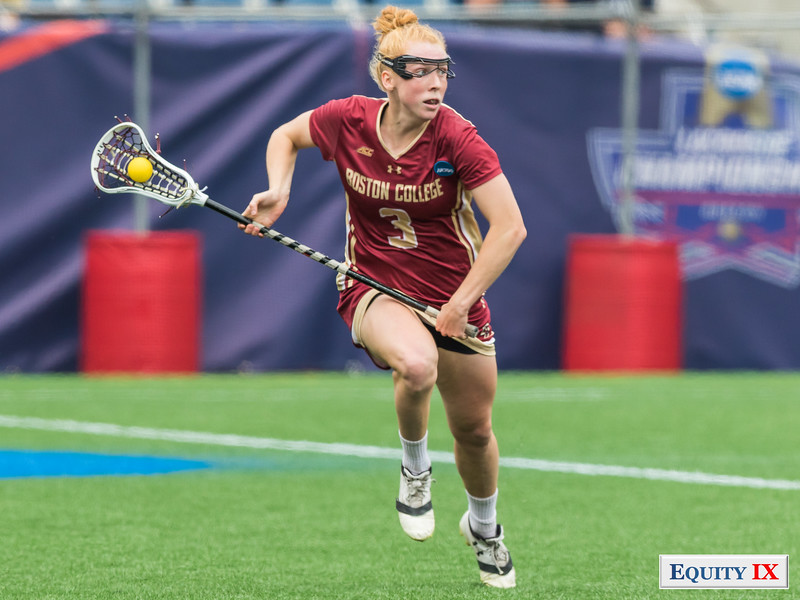 Elizabeth Miller - Boston College - 2017 NCAA Women's Lacrosse Championship