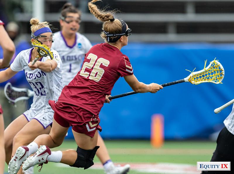 Cara Urbank - Boston College - 2018 NCAA Women's Lacrosse Championship