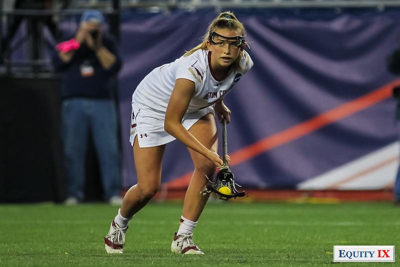 Kaileen Hart - Boston College - 2017 NCAA Women's Lacrosse - Final Four