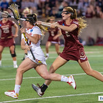 Megan Whittle (Maryland) - Sam Apuzzo (Boston College) - 2018 NCAA Women's Lacrosse Final Four
