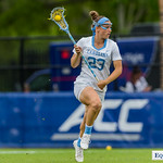 UNC vs Syracuse - ACC Women's Lacrosse Championship - Quarterfinals - 2018 - NCAA Women's Lacrosse © Equity IX - SportsOgram - Leigh Ernst Friestedt - ZyGoSports