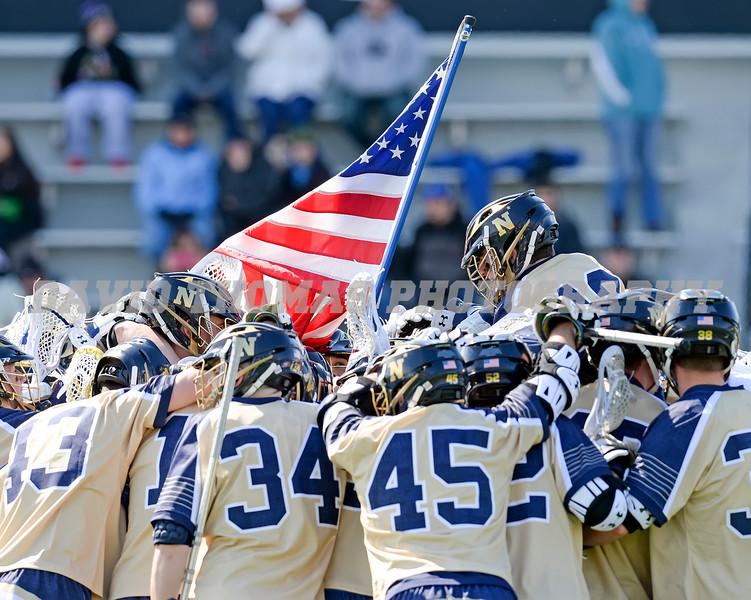Navy vs John's Hopkins Men's Lacrosse 2015